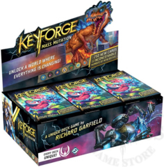 Keyforge - Mass Mutation Archon Deck Display